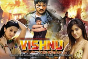 Vishnu The Heman (2003) Hindi Dubbed Movie Free Download In HD 480p 250MB
