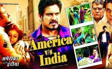 America Vs India (Greeku Veerudu) Hindi Movie Free Download 480p 250MB