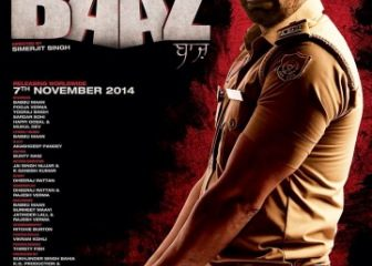 Baaz (2014) Punjabi Movie Full HD 480p Download 300MB