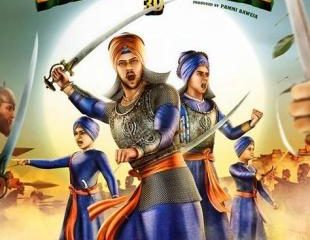 Chaar Sahibzaade (2014) Punjabi Movie Free Download 400MB