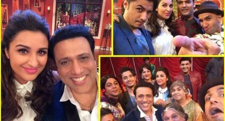 Comedy Nights With Kapil 8th November (2014) Full HD 480p 300MB