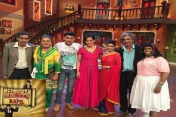 Comedy Nights With Kapil 9th November (2014) HD 480p Free Download