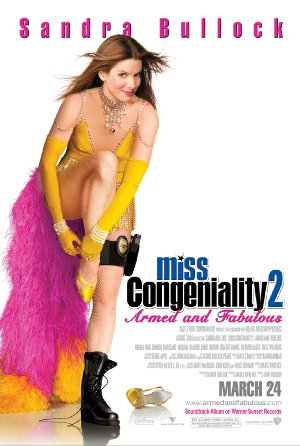 Miss Congeniality 2: Armed and Fabulous (2005) Hindi Dubbed Movie Free Download 250MB
