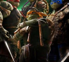 Teenage Mutant Ninja Turtles (2014) Dual Audio Free Download 480p 250MB