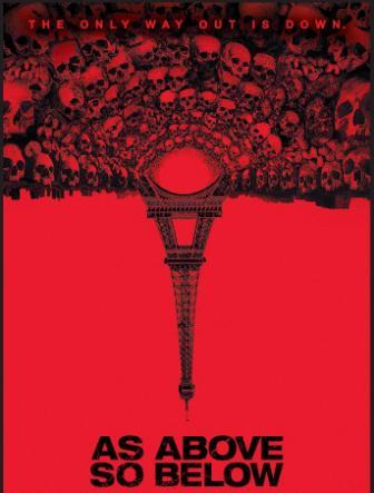 As Above So Below (2014) Hindi Dubbed Download 480p 200MB