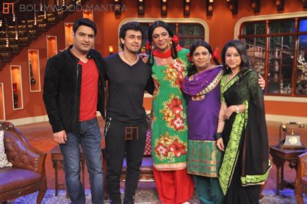 Comedy Nights With Kapil 5th October (2014) Download HD 480p 150MB