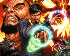 Doctor Strange The Sorcerer Supreme (2007) Hindi Dubbed Download 720p 400MB