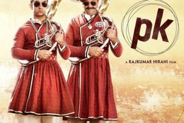 PK (2014) Hindi Movie 375MB Download DVDSCR