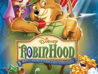 Robin Hood (1973) Dual Audio Download Free In HD 480p 400MB