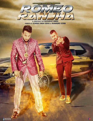 Romeo Ranjha (2014) Punjabi Movie 400MB Free Download HD 480p