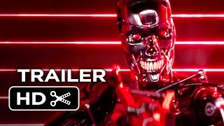 Terminator Genisys (2015) English Movie Official Trailer HD 720p