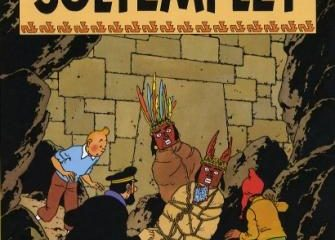 Tintin and the Temple of the Sun (1969) Dual Audio Download 400MB 480p