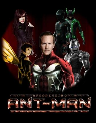 Ant-Man (2015) Hollywood Movie First Look Trailer Download 480p