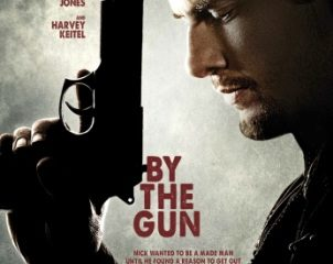 By the Gun (2014) 200MB 480p Free Download English