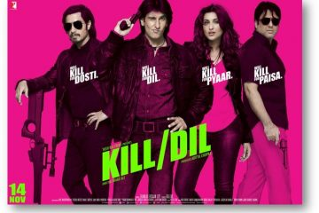 Kill Dil (2014) Full Video Songs 720P Free Download