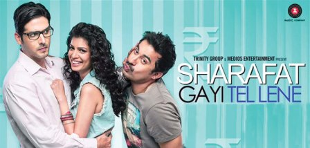 Sharafat Gayi Tel Lene (2015) Hindi Movie ScamRip Download