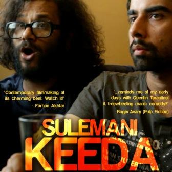 Sulemani Keeda (2014) Hindi Dubbed Download 200MB 480p