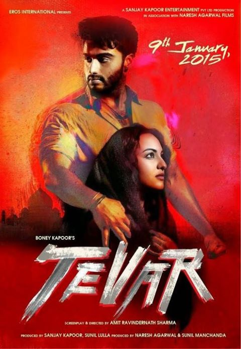 Tevar (2015) Hindi Movie Download 400MB DVDSCR