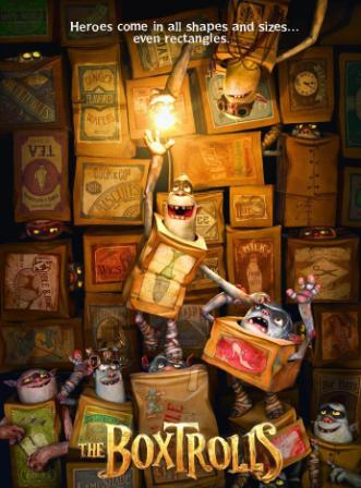 The Boxtrolls (2014)  200MB Download HD 480P English