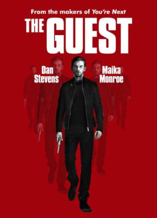 The Guest (2014) Download Full HD 480P 200MB In English