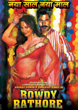 Rowdy Rathore (2012) Full HD Video Songs 720P Download
