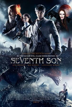 Seventh Son (2014) Hindi Dubbed Download 250MB