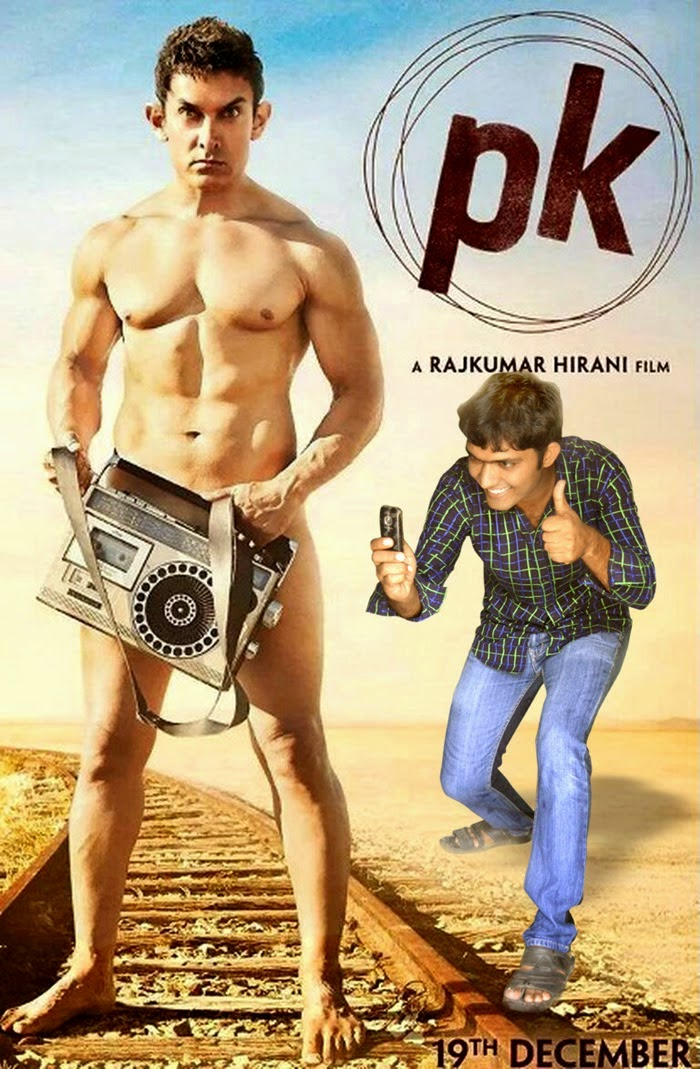 P.K. (2014) Hindi Movie 720p Download 200MB