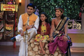 Comedy Nights With Kapil 15th February (2015) 200MB 480p