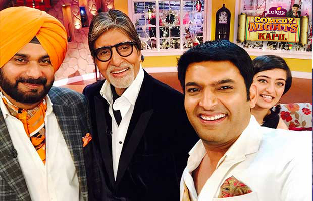Comedy Nights With Kapil 8th February (2015) 250MB 480p