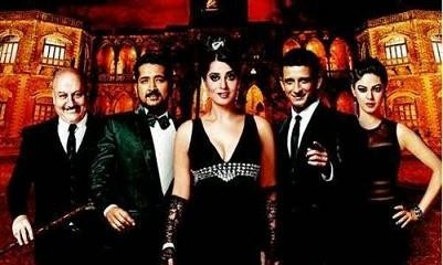 Gang of Ghosts (2014) Hindi Movie 250MB Download