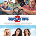 Grown Ups 2 (2013) Hindi Dubbed Download 200MB 480p