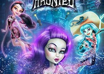 Monster High: Haunted (2015) 200MB English HD 480P