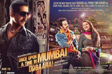 Once Upon a Time in Mumbai Dobaara (2013) 150MB 480p