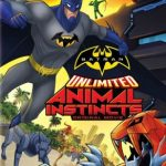 Batman Unlimited: Animal Instincts (2015) 200MB Download 480p