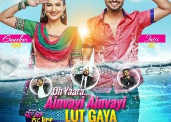 Oh Yaara Ainvayi Ainvayi Lut Gaya (2015) Punjabi Movie Download 200MB