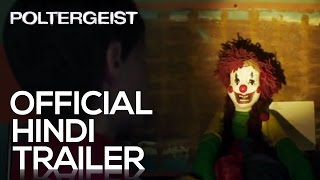 Poltergeist (2015) Hindi Dubbed Official Trailer 480p