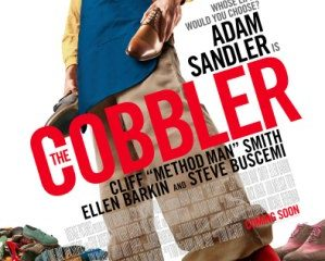 The Cobbler (2014) English HD 200MB 480p