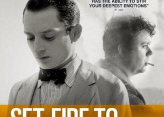 Set Fire to the Stars (2014) English HD 200MB