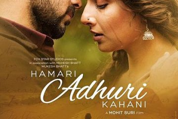 Hamari Adhuri Kahaani (2015) Hindi Movie DVDScr