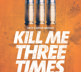 Kill Me Three Times (2014) English HDRip 300MB