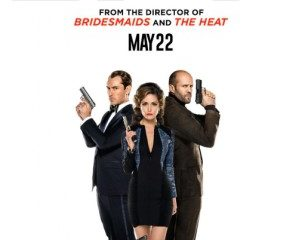 SPY (2015) 300MB HDTSRIP 480P ENGLISH