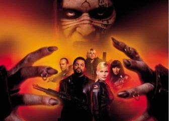 Ghosts of Mars (2001) Dual Audio BRRip 720P