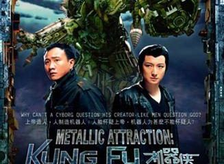 Metallic Attraction Kungfu Cyborg (2009) 300MB Hindi Dubbed