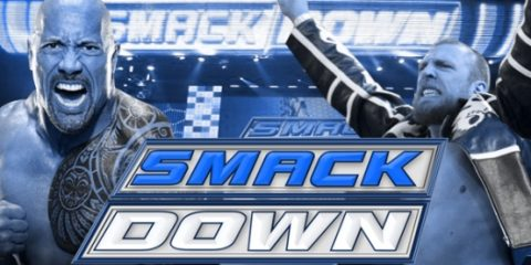 WWE Thursday Night SmackDown 9th July (2015) HDTVRip