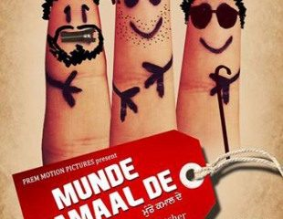 Munde Kamaal De (2015) Punjabi Movie 250MB 480p