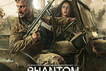 Phantom (2015) Hindi Movie DVDScr 600MB Download