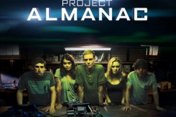 Project Almanac (2015) 300MB 480P Hindi Dubbed Download