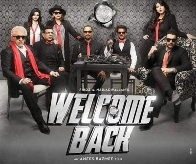 Welcome Back (2015) Hindi Movie 720p 200MB
