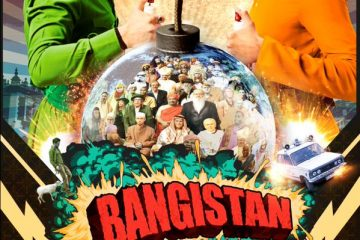 Bangistan (2015) Hindi Movie 300MB DVDRip 480P
