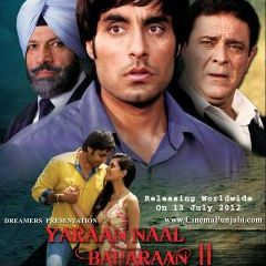Yaraan Naal Baharaan 2 Punjabi 2012 Download 400MB